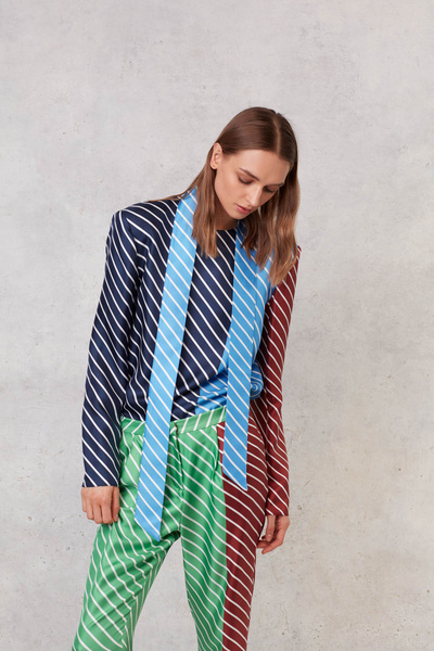 Tibi Resort 2018 - Look #33