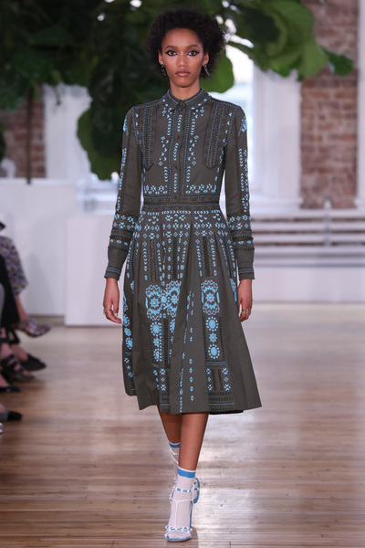 Valentino Resort 2018 - Look #38