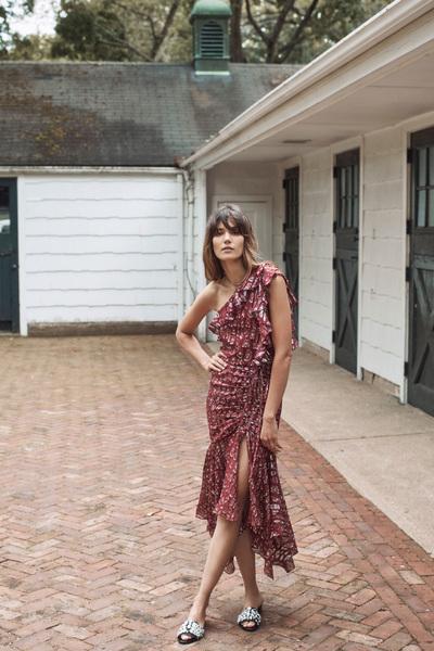 Veronica Beard Resort 2018 - Look #11