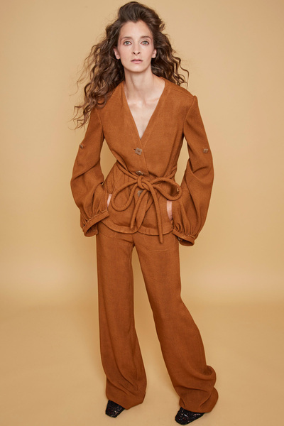 Veronique Leroy Resort 2018 - Look #3