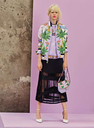 Versace Resort 2018 - Look #32