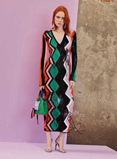 Versace Resort 2018 - Look #42