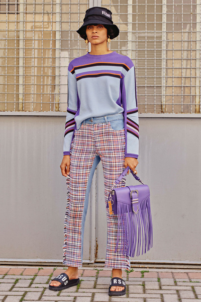 Versus Versace Resort 2018 - Look #13
