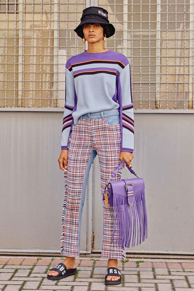 Versus Versace Resort 2018 - Look #13