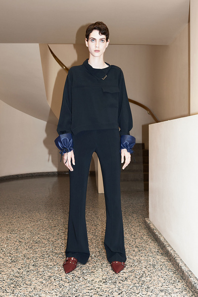 Victoria Beckham Resort 2018 - Look #19