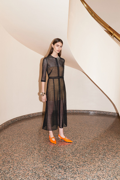 Victoria Beckham Resort 2018 - Look #25