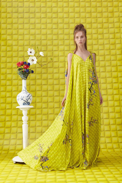 Vionnet Resort 2018 - Look #20