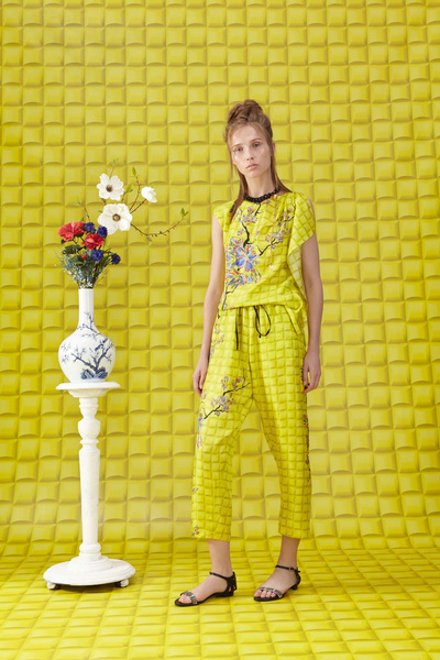 Vionnet Resort 2018 - Look #21