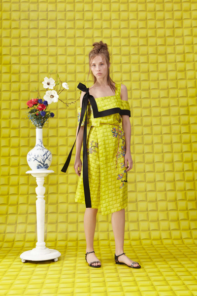 Vionnet Resort 2018 - Look #29