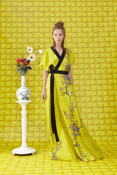 Vionnet Resort 2018 - Look #34