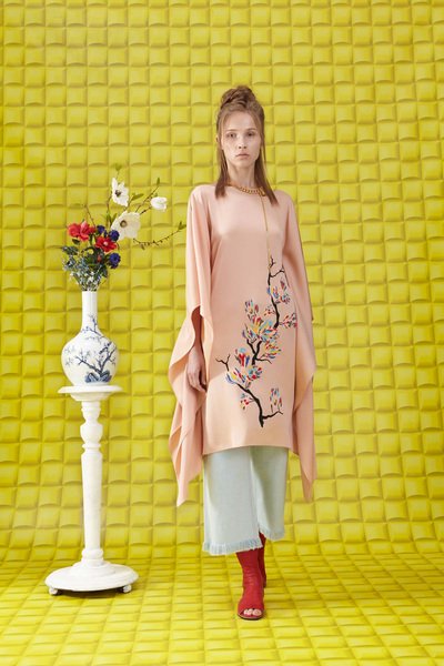 Vionnet Resort 2018 - Look #35