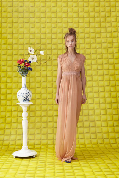 Vionnet Resort 2018 - Look #37