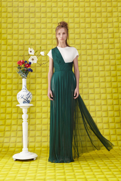 Vionnet Resort 2018 - Look #40