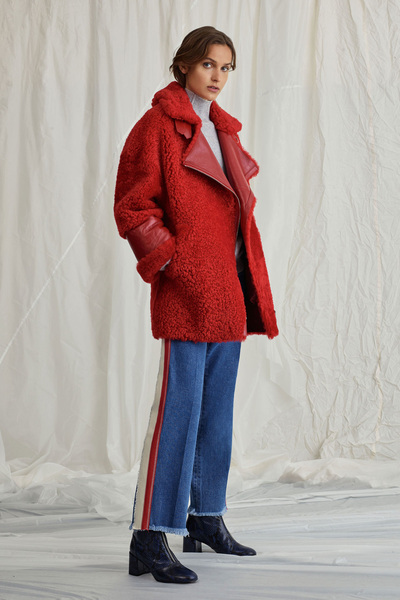 Whistles Resort 2018 - Look #1