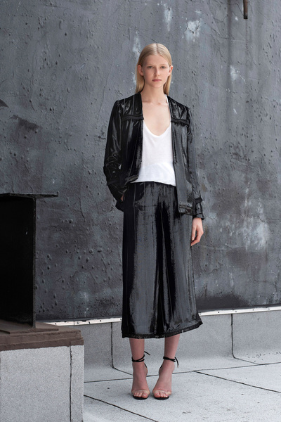 Yigal Azrouel Resort 2018 - Look #3
