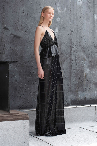 Yigal Azrouel Resort 2018 - Look #4