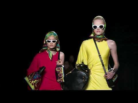 Versace Pre Fall 2019 Fashion Show video cover