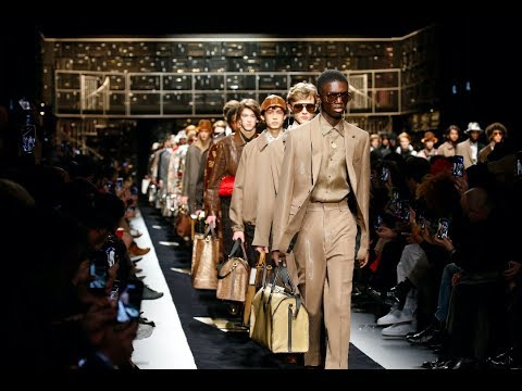 Fendi Men's Fall/Winter 2019-20 Fashion Show video cover