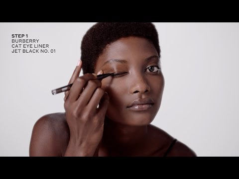 Burberry Ultra Black Cat Lashes video cover