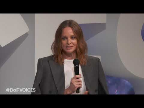 Stella McCartney at #BoFVOICES 2018 video cover