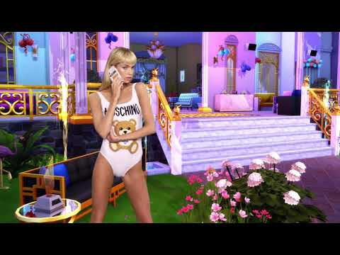 Moschino X The Sims Pixel Capsule Collection! video cover