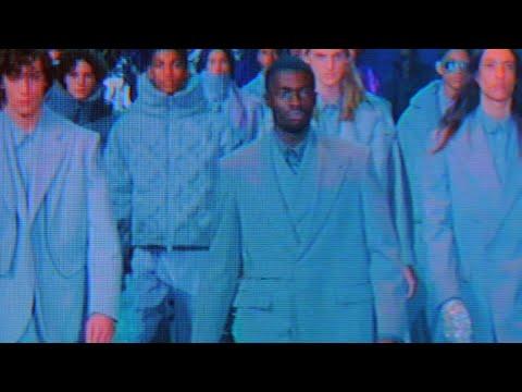 The Louis Vuitton Men's Fall Winter 2019 Fashion Show video cover