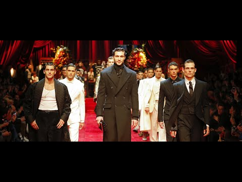 Dolce&Gabbana Fall Winter 2019/20 Men's Fashion Show video cover
