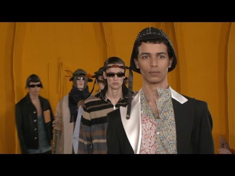 LOEWE Men's Fashion Show Fall Winter 2019, Paris video cover