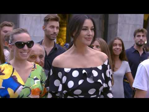 Dolce&Gabbana Spring Summer 2019 Advertising Campaign video cover