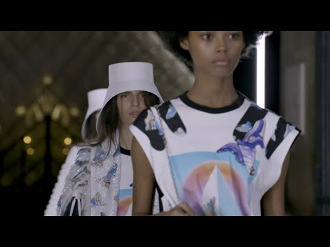 Highlights from Louis Vuitton Women's Spring-Summer video cover