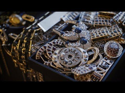 Paris-New York 2018/19 Métiers d'art CHANEL accessories video cover