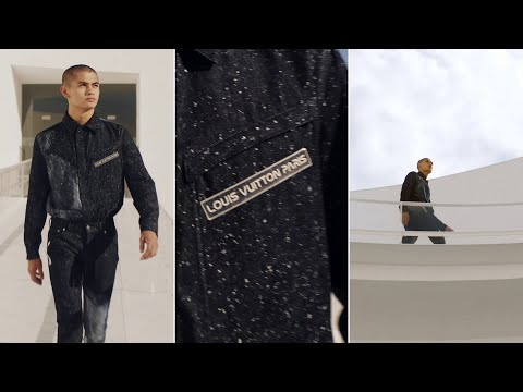 Louis Vuitton Men's Precollection SS19 video cover