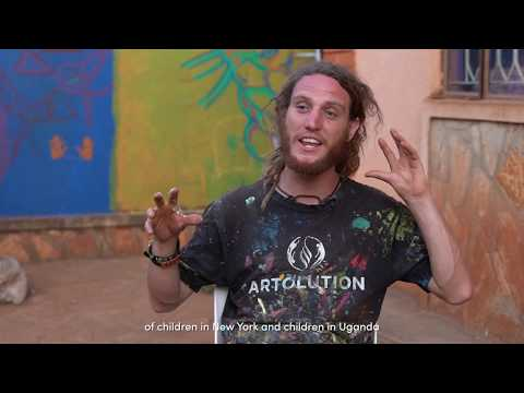 Chime for Change and Artolution in Uganda video cover