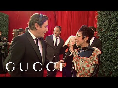 #GucciShowtime Red Carpet Interview III video cover