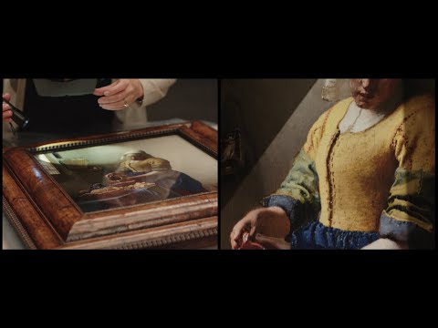 The Milkmaid - Masterpieces Travel in Louis Vuitton video cover