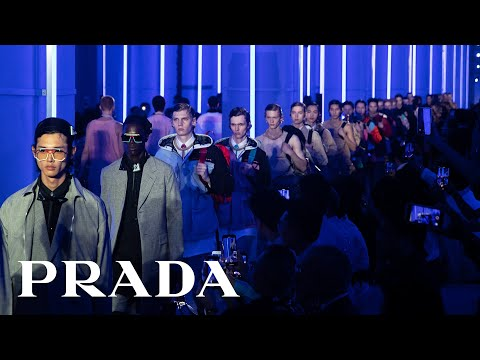 Prada Spring/Summer 2020 Menswear Show video cover