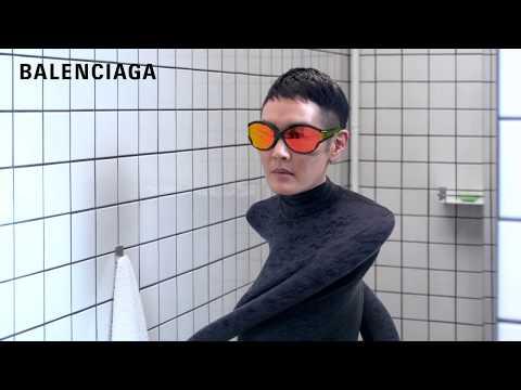 Balenciaga Spring 19 Eyewear Campaign video cover
