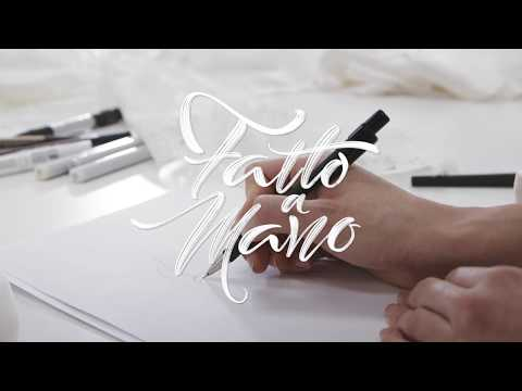 Fatto A Mano - The making of the new-born's shoes video cover