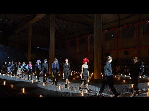 Prada Fall Winter 2019 Men's and Women's Show video cover