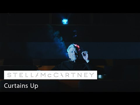 Curtains Up video cover