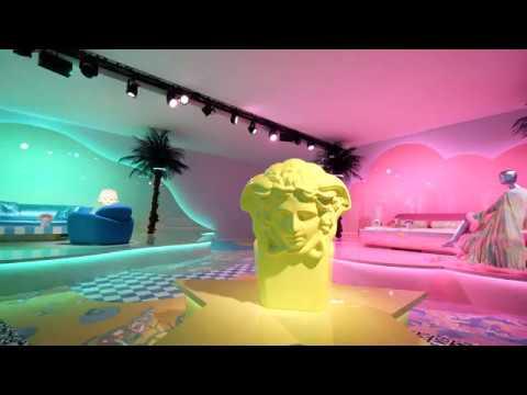 Versace Home - Fuorisalone 2019 video cover