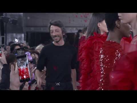 VALENTINO PRE FALL 2019 COLLECTION video cover