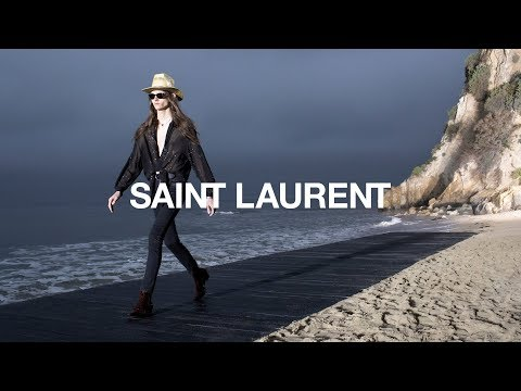 SAINT LAURENT I MEN'S SPRING SUMMER 20 SHOW video cover