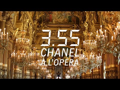 The 3.55 podcasts of CHANEL at the Opéra — CHANEL video cover