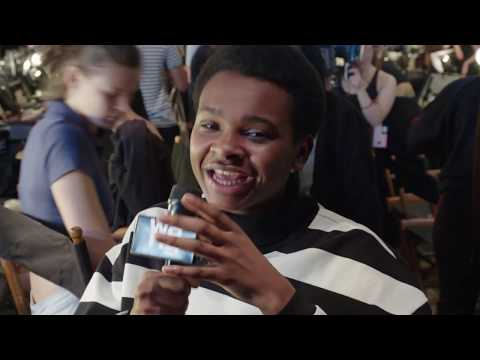 Jay Versace Goes Backstage at the Alexander Wang Collection video cover