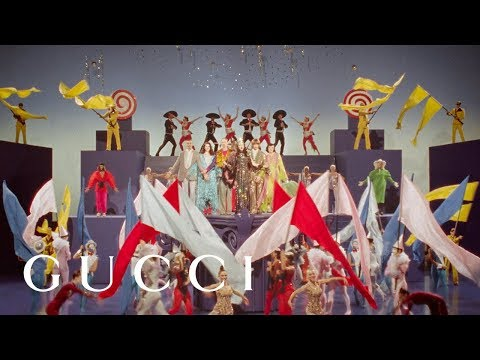 Gucci Showtime: The Spring Summer 2019 Campaign video cover
