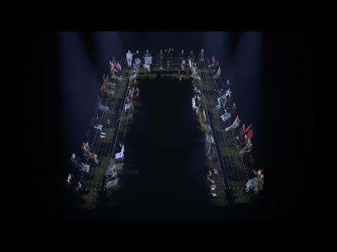 """""""A LAST SUPPER"""" - rag & bone FW19 collection video cover"""