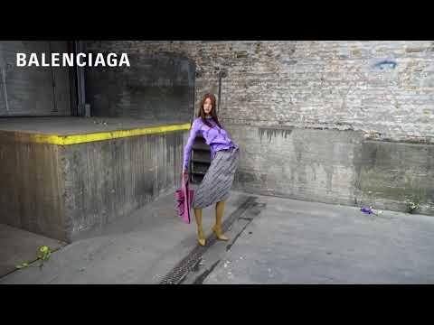 Balenciaga Spring 19 Campaign video cover