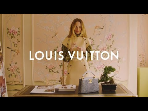 Louis Vuitton and Lauren Santo Domingo - A Day in the video cover