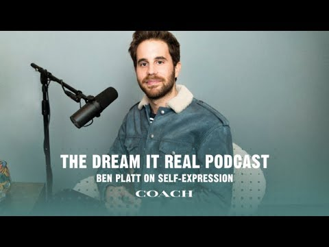 #DreamItReal Podcast Ep. 4 featuring Ben Platt video cover